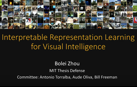 Bolei Zhou - The Chinese University of Hong Kong